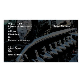 Sharks Teeth Double-Sided Standard Business Cards (Pack Of 100)