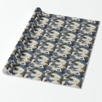 Sharks Teeth from Jax Beach Wrapping Paper