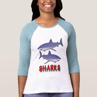 sharks tees