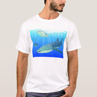 sharks underwater world T-Shirt