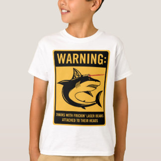 sharks with frickin laser beams attached T-Shirt