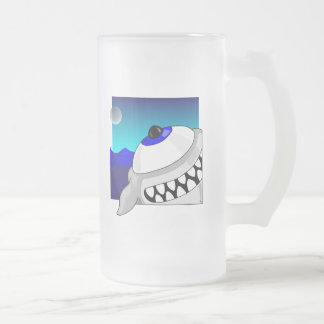 SHARKSTER TAZA DE CRISTAL