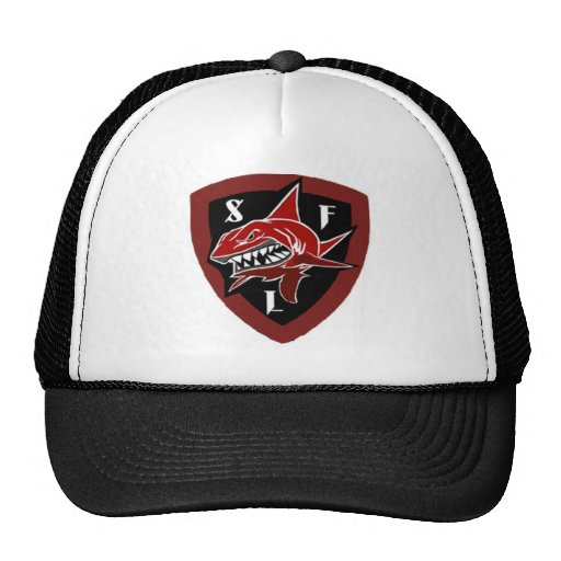 Sharktank League Custom Ballcap Hat