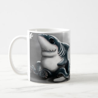 SHARKTOPUS COFFEE MUG