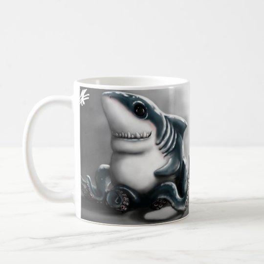 SHARKTOPUS COFFEE MUG