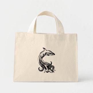 Sharktopus Mini Tote Bag