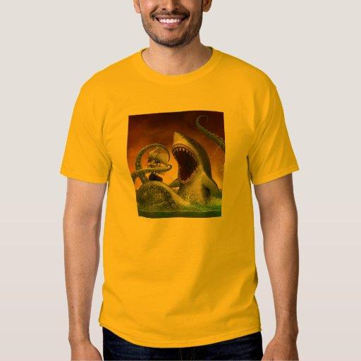Sharktopus! T Shirt