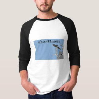 sharktopus t shirts