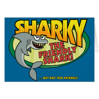 Sharky Card
