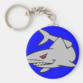 sharky keychain