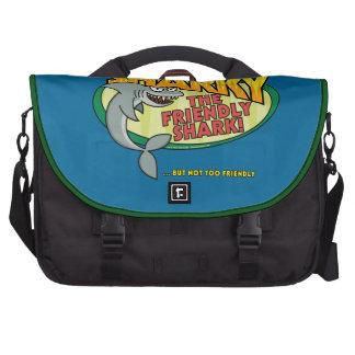 Sharky Laptop Commuter Bag