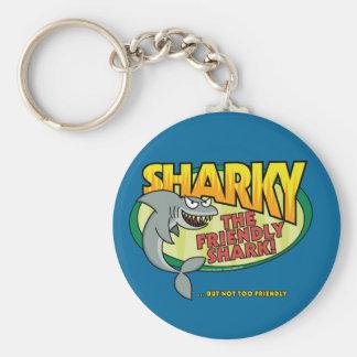 Sharky Llavero Personalizado