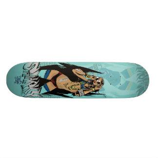 Sharky Skate Deck