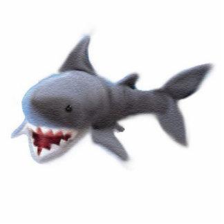 sharky statuette