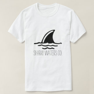 Sharky Waters Fin Tee