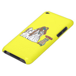 Case-Mate iPod Touch Barely There Case with Shih Tzu Phone Cases design