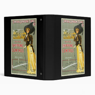 Sharland Central London Railway Shopping Centres Binder