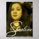 Sharlene Color Poster