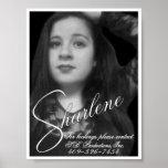 Sharlene Poster One