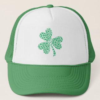 Sharmocks for St Patrick's Day Trucker Hat