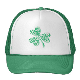 Sharmocks for St Patrick's Day Trucker Hat