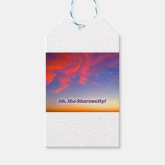Sharnacity Gift Tags