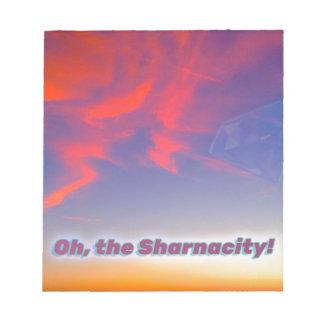 Sharnacity Notepad