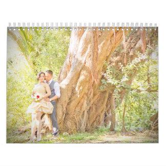 Sharnae + Calendario del boda del Co