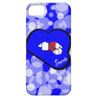 Sharnia's Lips Trinidad & Tobago Phone Case Blu Lp