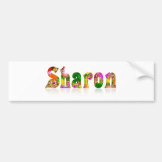 Sharon Bumper Sticker