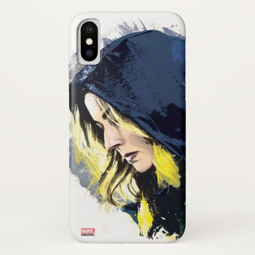 Sharon Carter Painted Graphic iPhone X Case