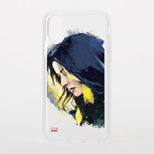 Sharon Carter Painted Graphic Speck iPhone X Case