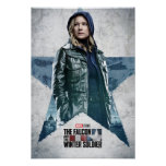 Sharon Carter Worn Star Poster