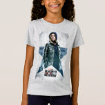 Sharon Carter Worn Star Poster T-Shirt