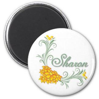 Sharon Imán Para Frigorifico