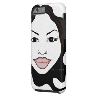 Sharon Musgrave Get Down Wit Cha iphone 6 cover Tough iPhone 6 Case