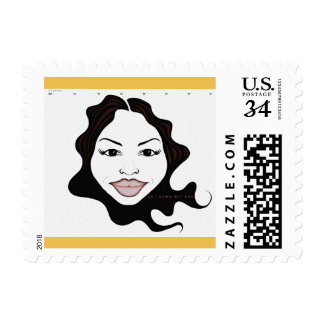 Sharon Musgrave Get Down Wit Cha stamp