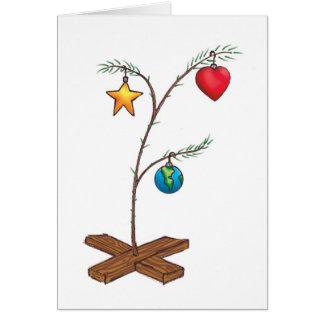 Sharon's Christmas Tree Greeting Cards