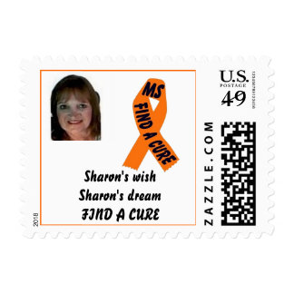 SHARON'S STAMPIN' OUT MS POSTAGE