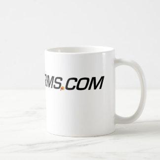 Sharp 28storms.com Logo Coffee Mugs