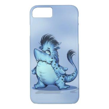 McTiffany Tiffany Aqua SHARP ALIEN CARTOON Apple iPhone 7  Barely There iPhone 7 Case