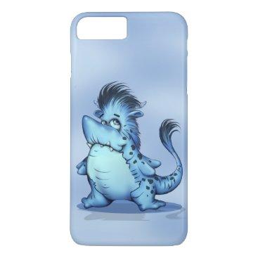 McTiffany Tiffany Aqua SHARP ALIEN CARTOON Apple iPhone 7 Plus  BT iPhone 7 Plus Case
