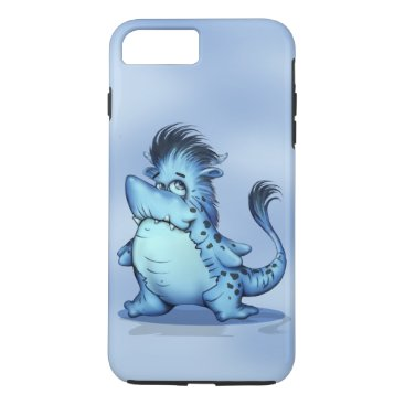McTiffany Tiffany Aqua SHARP ALIEN CARTOON Apple iPhone 7 Plus  TOUGH iPhone 7 Plus Case