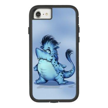 McTiffany Tiffany Aqua SHARP ALIEN CARTOON Apple iPhone 7  TOUGH XT Case-Mate Tough Extreme iPhone 7 Case