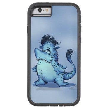 McTiffany Tiffany Aqua SHARP ALIEN CARTOON iPhone 6/6s  Tough Xtreme Tough Xtreme iPhone 6 Case
