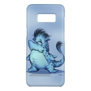 McTiffany Tiffany Aqua SHARP ALIEN CARTOON Samsung Galaxy S8 Barely There Case-Mate Samsung Galaxy S8 Case
