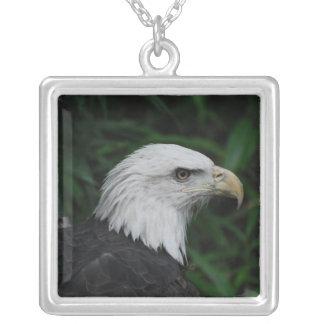 Sharp Beaked Eagle Necklace