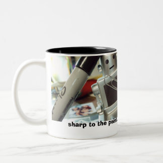 Sharp Bot Mug