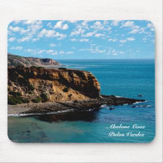 Sharp Cliff of Abalone Cove, Palos Verdes Mousepad