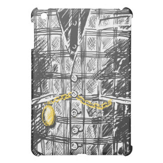 Sharp Dressed iPad Mini Cover